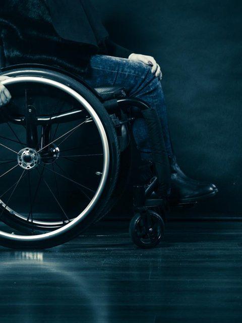 Do ju tregoj jetën time në karrocë invalidësh